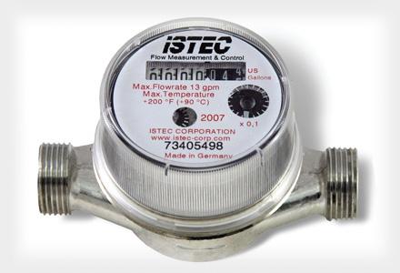 istec-flow-meter